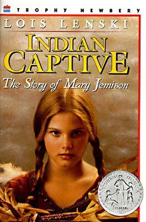 Indian Captive book image