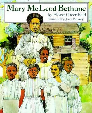 Mary McLeod Bethune book image