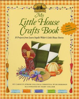 My Little House Crafts Book book image