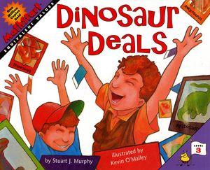 Dinosaur Deals book image