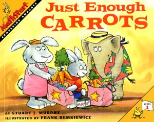 Just Enough Carrots book image