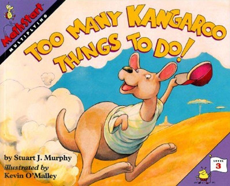 too many kangaroo things to do stuart j murphy paperback