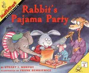 Rabbit's Pajama Party book image