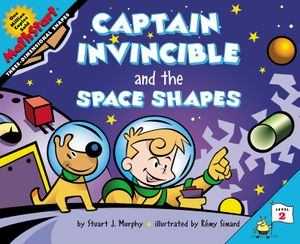 Captain Invincible and the Space Shapes book image