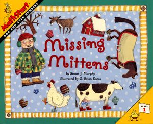 Missing Mittens book image