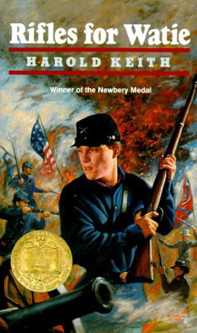 Rifles for Watie - Harold Keith - Paperback