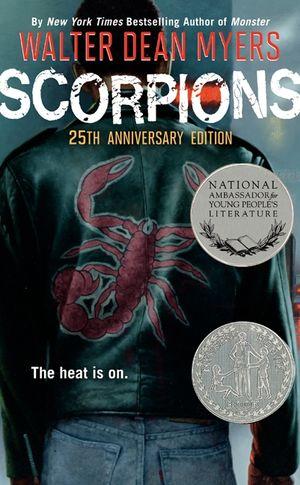 Scorpions book image