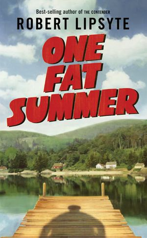 One Fat Summer book image