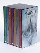 The Chronicles of Narnia Rack Box Set