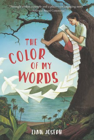 The Color of My Words book image