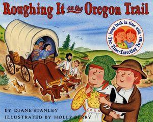 Roughing It on the Oregon Trail book image