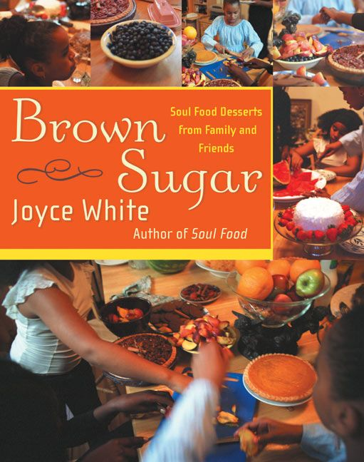Brown sugar joyce white hardcover enlarge book cover forumfinder Image collections