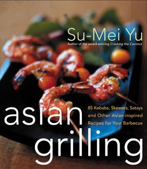 Asian Grilling book image