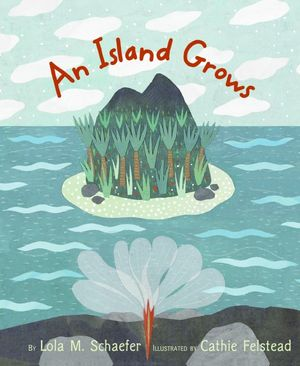 Island Grows, An book image