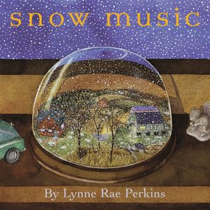Snow Music book image