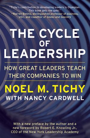 The Cycle of Leadership book image