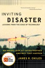 Book cover image: Inviting Disaster: Lessons From the Edge of Technology