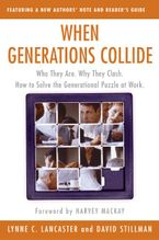 When Generations Collide Paperback  by Lynne C. Lancaster