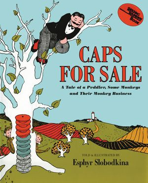Caps for Sale book image