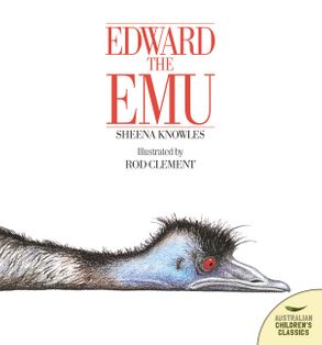 Cover image - Edward the Emu