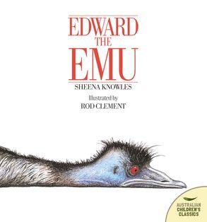 Cover image - Edward the Emu