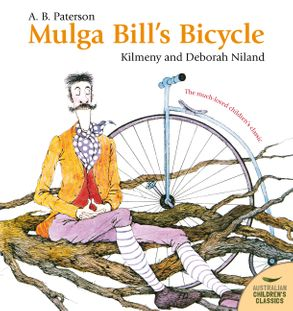 Cover image - Mulga Bill's Bicycle