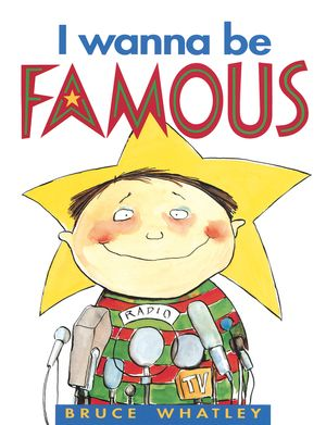 I Wanna Be Famous book image
