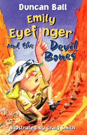 emily eyefinger and the devil bones harper collins australia