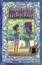 Sarindi and the Lucky Bird Paperback  by Janine M Fraser