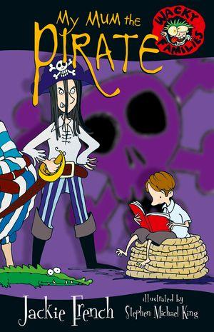 My Mum the Pirate book image
