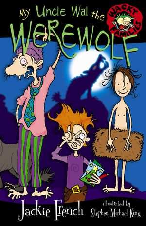 My Uncle Wal The Werewolf book image