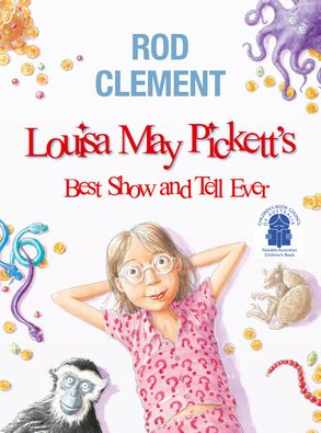 Cover image - Louisa May Pickett's Best Show and Tell Ever