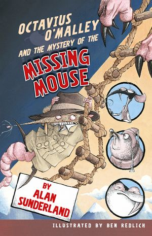 Octavius O'Malley And The Mystery Of The Missing Mouse book image