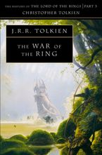 The War of the Ring (The History of Middle-earth, Book 8) Paperback  by Christopher Tolkien
