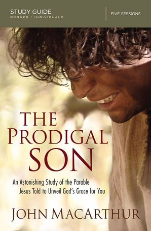 Prodigal Son Study Guide Paperback  by John Macarthur