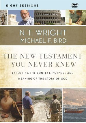 New Testament You Never Knew Video Study   by