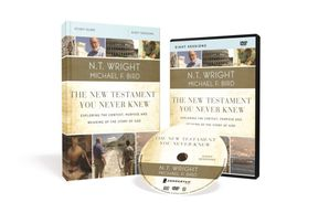 New Testament You Never Knew Study Guide with DVD   by N. T. Wright