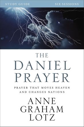 Cover image - The Daniel Prayer Study Guide: Prayer That Moves Heaven And Changes Nations
