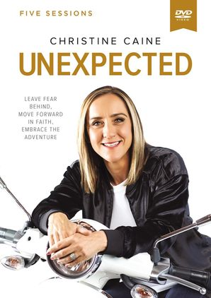 Unexpected Video Study DVD video  by Christine Caine