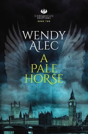 Pale Horse Paperback  by Wendy Alec