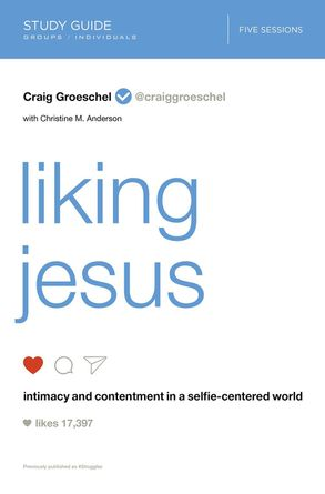 Cover image - Liking Jesus Study Guide
