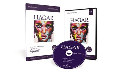 Known By Name: Hagar [Book With DVD]