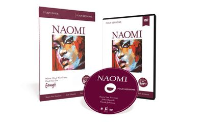 Known By Name: Naomi [Book With DVD]