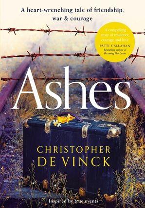 Ashes Paperback  by Christopher de Vinck