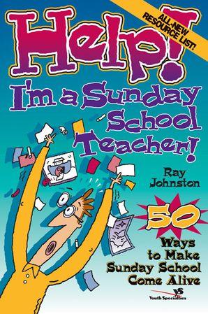 Help I'm A Sunday School Teacher