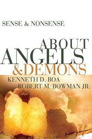 Sense Nonsense About Angels Demons
