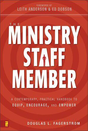 Ministry Staff Member