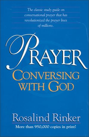 Prayer: Conversing with God