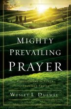 Mighty Prevailing Prayer: Experiencing the Power of Answered Prayer - Wesley L. Duewel
