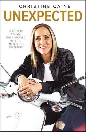 Cover image - Unexpected: Leave Fear Behind, Move Forward In Faith, Embrace The Adventure